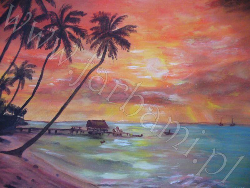 Wwwfarbamipl Obrazy Namalowane Farbami Akrylowymi